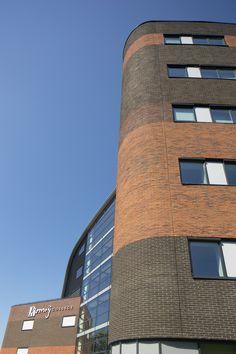 Malmo, Storvik gesinterd en Hadsund, Komrij College te Winterswijk Multi Story Building, College, University, Colleges