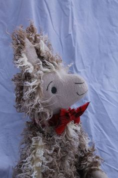 Fergus MacTavish a Scottish llama Storybook by jennifercarson
