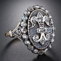 File:Georgian Diamond Fleur de Lis Ring.jpg