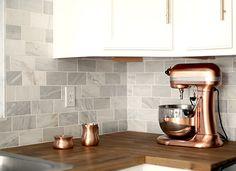 Copper Appliances Kitchen incorporate your countertop appliances into your kitchen decor via