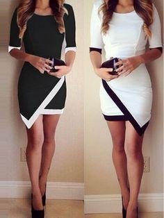 Resultado de imagen para vestidos cortos con espalda descubierta con moño