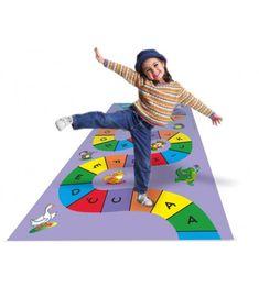 Mata edukacyjna ″Wąż literowy″ Kids Rugs, Decor, Decoration, Kid Friendly Rugs, Decorating, Nursery Rugs, Deco