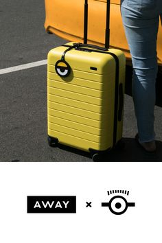No more boring trips, guaranteed. Meet Away x Minions.