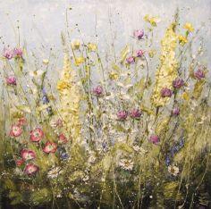 70 x 60cm 'Mothers Bouquet' Gallery Top