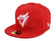 Red Blue Jays hat