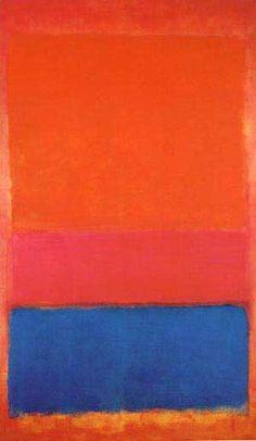"""Pagaron 75 millones de dólares por una pintura abstracta y """"simple"""" del ruso Mark Rothko - LR21.com.uy"""