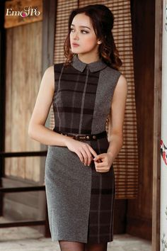 Elegant Midi Dresses, Stylish Dresses, Casual Dresses, Couture Dresses, Fashion Dresses, Conservative Fashion, School Dresses, Kurta Designs, Business Dresses