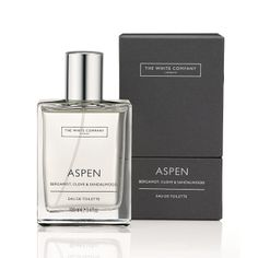 Aspen Eau de Toilette | The White Company