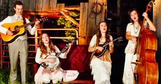 Southern Raised Bluegrass Perform OUTSTANDING Original 'He Came Looking For Me' - Music Videos