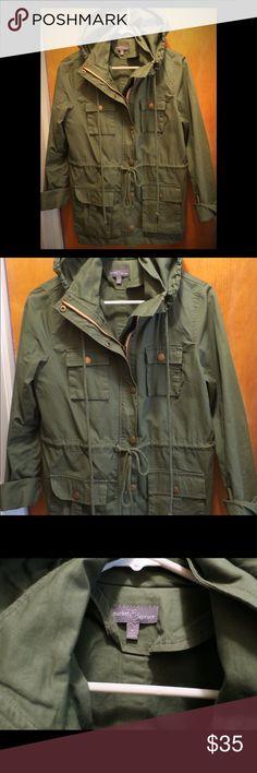 Army Green Jacket size Medium Army Green Jacket size Medium Market & Spruce Jackets & Coats