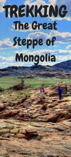 "Mongolia Starting With The Great Steppes-Just the word 'Mongolia' stirs up some memories of the great Ghingus Khan (pronounced ""Chingus""). - Asia 