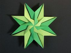 8-Pointed Star Variation http://www.flickr.com/photos/melisande-origami/6147344434/in/set-72157627545165885
