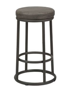 These barstools don't have backs but are only $89 on Gilt.com