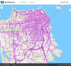 Состоялся запуск OpenStreetView    После почти года планирования, разработки и тестирования, представители сообщества OSM в компании Telenav представили свободную и открытую платформу OpenStreetView для съёмки и публикации окружающих видов со смартфона. Это замечательная новость для всего сообщества OSM: на свободных картах теперь появятся фотографии окружающей местности, привязанные к картам. Сделано не так красиво, как на проприетарных картах от Google, но это вполне естественно…