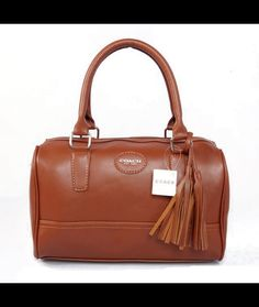 Coach Legacy Haley Medium Brown Satchels ADG Is Widely Used By More And More People All Over The World!