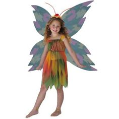 Amber the Woodland Fairy Child Costume