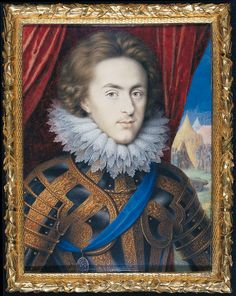 Henry, Prince of Wales by Isaac Oliver, c. The Royal Collection. Photo: Supplied by Royal Collection Trust / © HM Queen Elizabeth. Frederick Prince Of Wales, Adele, Stuart Dynasty, Anne Of Denmark, King James I, House Of Stuart, Order Of The Garter, Royal Collection Trust, Renaissance