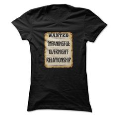 Wanted Meaningful T Shirts, Hoodie, Tee Shirts ==► Shopping Now!