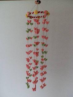 ちりめん手作り 花のつるし飾り ひな祭り 春 ハンドメイド桜/4500円 〆02月13日