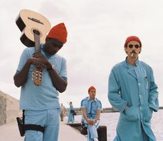 To celebrate the 10 year anniversary of The Life Aquatic, we've made a Wes Anderson playlist! Listen here: http://www.anothermag.com/current/view/4121/The_Sounds_of_Wes_Anderson