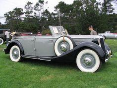 1939 Horch_930V_Phaeton