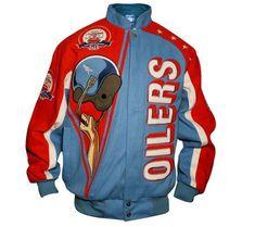 Tn Titans, Tennessee Titans, Texans Football, Football Fans, Houston Oilers, Team Gear, Nfl Logo, Field Jacket, 50th Anniversary