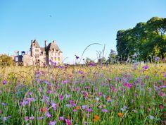 Visite au Chateau de Kerjean par Mamezell'