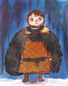 Sam by Emma Collins Ba (Hons) Game Of Thrones Illustrations, Fire And Ice, Godzilla, Star Trek, Harry Potter, Nerd, Geek Stuff, Comics, Artwork
