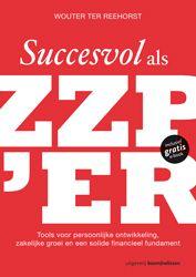Succesvol als ZZP`er geschreven door Wouter ter Reehorst. Wouter heeft ook voor Checklist Webwinkel geschreven.