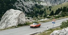 When one-of-a-kind vintage cars roll through Cortina d'Ampezzo for Coppa d'Oro… Vintage Cars, World, Nature, Beauty, Naturaleza, The World, Nature Illustration, Beauty Illustration, Off Grid