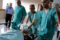 Israel bans Norwegian doctor from Gaza for life. Mads Gilbert, who volunteers at the overburdened Shifa hospital in the Gaza Strip, banned from Gaza by Israel