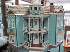 Vintage Visalian Dollhouse