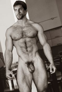 hot naked male