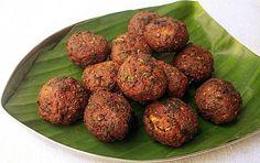 Chicken Masala Balls by http://www.sailusfood.com