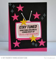 Stay Tuned by Teri