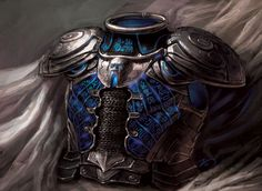 Magebane Armor Art