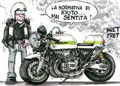 Racing Cafè: Ruggeri's Comics #27