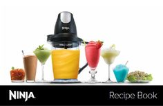 You may have noticed your new Ninja Blender did not include a handy recipe book. Though you probably already have several of your own great ideas for smoothies, sauces, and shakes, you can do so much more with your Ninja blender. Best Food Processor, Blender Food Processor, Food Processor Recipes, Ninja Blender Reviews, Kitchen Blenders, Ninja Kitchen, Ninja Recipes, Food Chopper, Thing 1