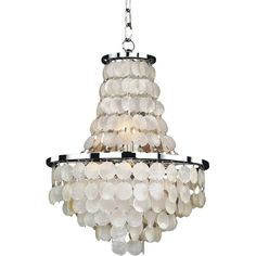 Found it at Wayfair - Bayside 8 Light Chandelier