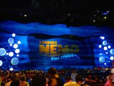 Finding Nemo - The Musical @ Disney's Animal Kingdom Park Click to read review and see photos!