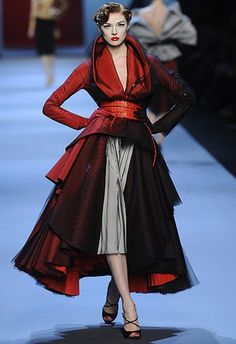 christain dior Fashion Designer | Christian Dior Spring Couture 2011