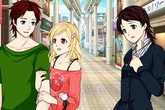 High School Romance, Princess Zelda, Romantic, Anime, Fictional Characters, Cartoon Movies, Romance Movies, Anime Music, Fantasy Characters
