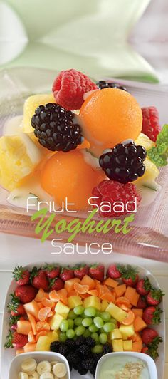 Easy Fruit Salad Yoghurt Sauce Recipe – Fruit salad with yogurt dressing is a food that is made ​​specifically for the diet program, this one aimed to help increase the body's metabolism and keep the balance fluid levels in the body, for those of you who are doing the diet is worth trying to consume this recipe.