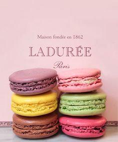 Laduree Paris - YUM!