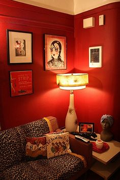 Red room