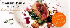 Wij zijn de winnaar van de verkiezing 'Het Leukste Restaurant 2013 van Oldenzaal'.    Via de site www.restaurantverkiezing.nl konden deelnemers stemmen op het leukste restaurant naar  keuze. Er werd gevraagd naar een motivatie voor hun keuze van het leukste restaurant maar ook naar het lekkerste of meest verrassende gerecht op het menu.