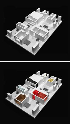 Ninetree Village by David Chipperfield Architects