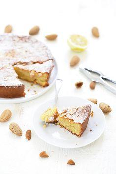 Namandier (gâteau fondant aux amandes, sans gluten)