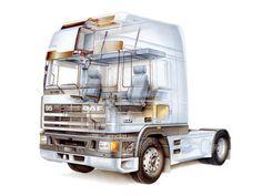 Даф 95 ati руководство по ремонту ( - An indie gamer Trucks, Car, Indie, Space, Cleopatra, Floor Space, Automobile, Truck, Cars