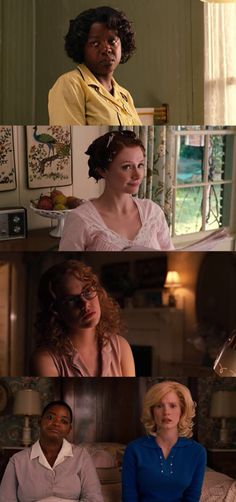 The Help 2011. What a surprise package. It's serious, its funny, its cruel, its interesting, its a chick flick, its fashion, its a contrast of lives and life, and its certainly not just about pie. I wish I knew what Skeeter is short for! The acting is brilliant. You is kind, you is smart, and you is important.